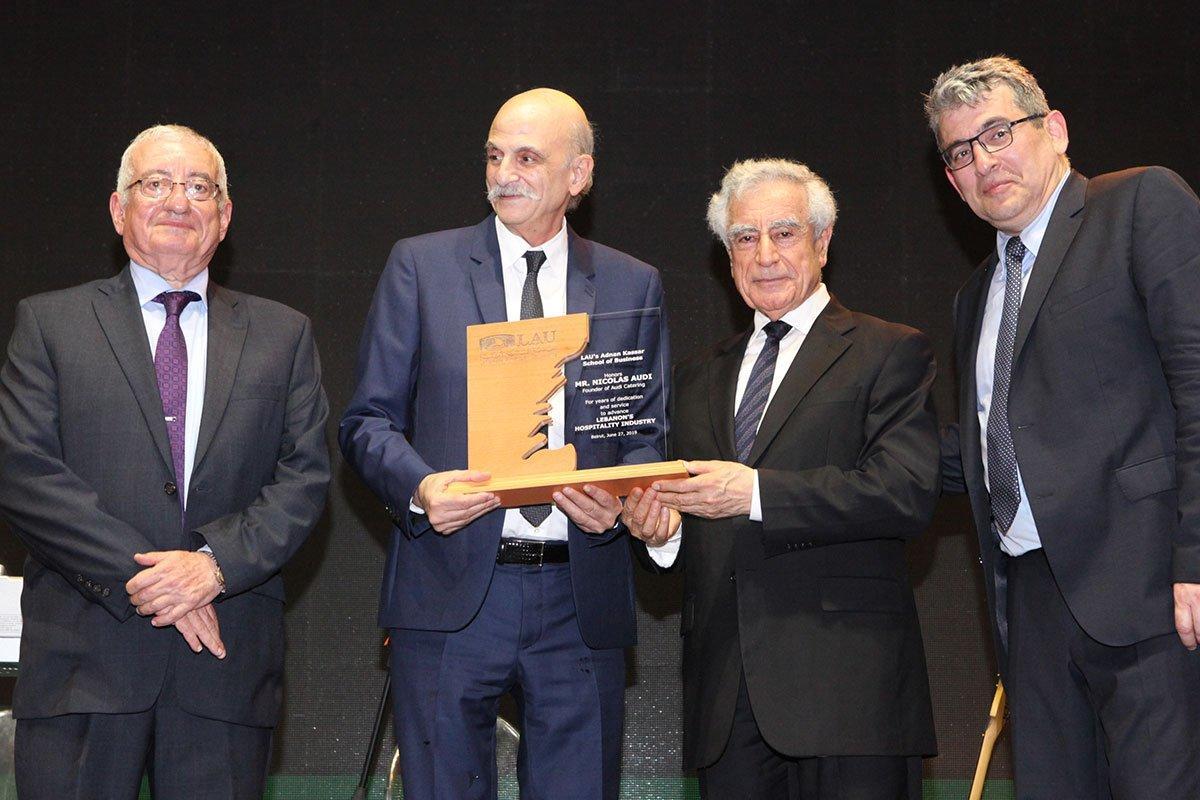 Honoring Lebanon's Hospitality Industry Leaders   LAU News